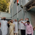 R R P Municipal School – Flag Hosting